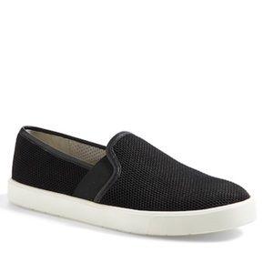 Vince 'Preston 3' Slip-On Sneaker Black